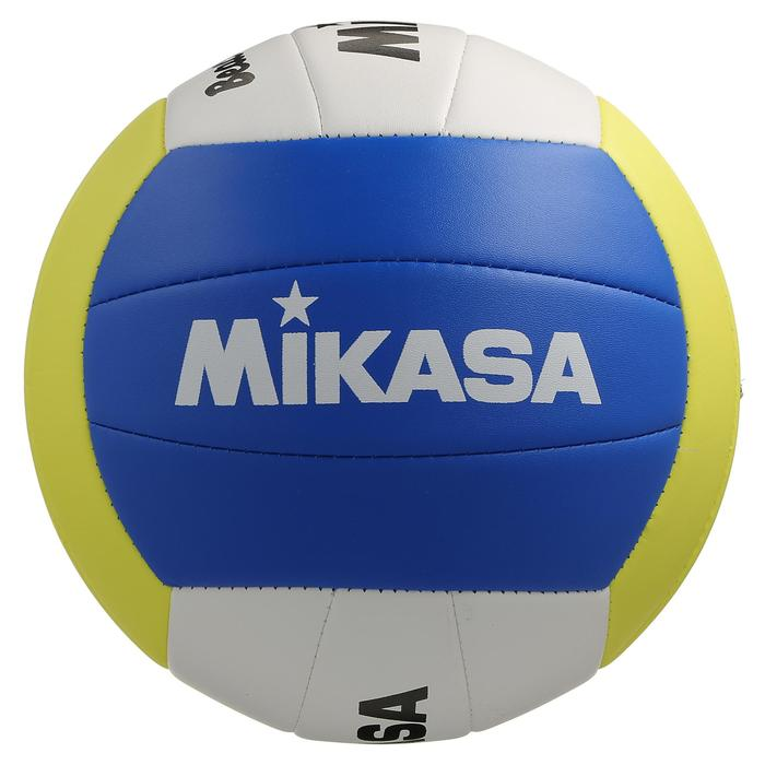 Ballon de beach volley Beach Classic jaune et blanc - 298208