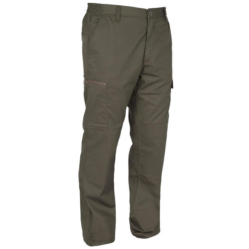 Lovecké kalhoty Steppe 300 zelené