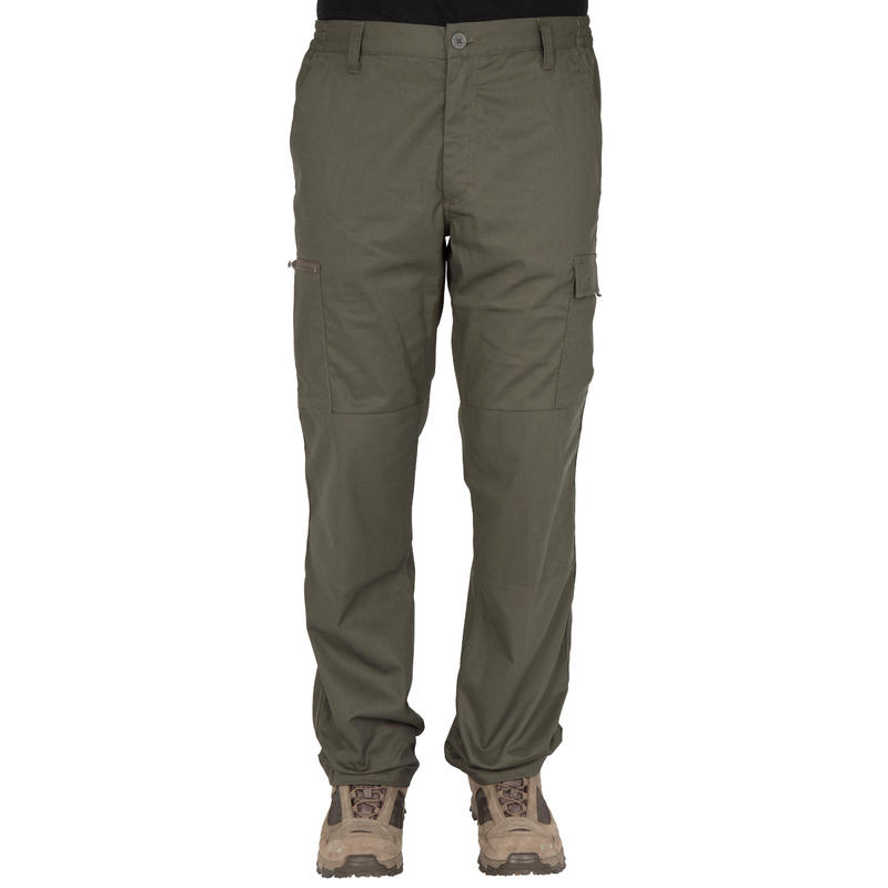 CARGO 300 Resistant Trousers - Green