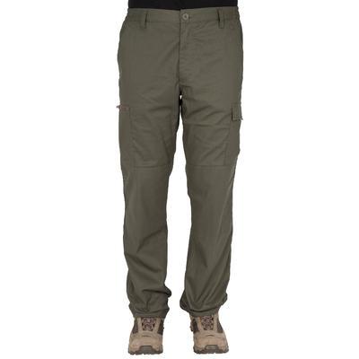 Pantalón de Hombre Solognac Steppe 300 Verde