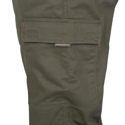 Pantalón Solognac Steppe 300 Adulto Verde