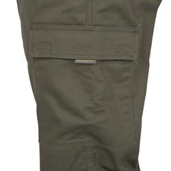 STEPPE 300 hunting pants green