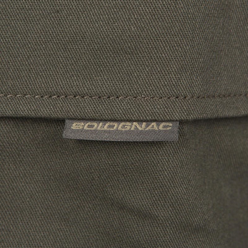 ST300 Durable Hunting Trousers - Green