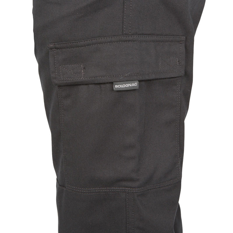 CARGO 300 Resistant Trousers - Black