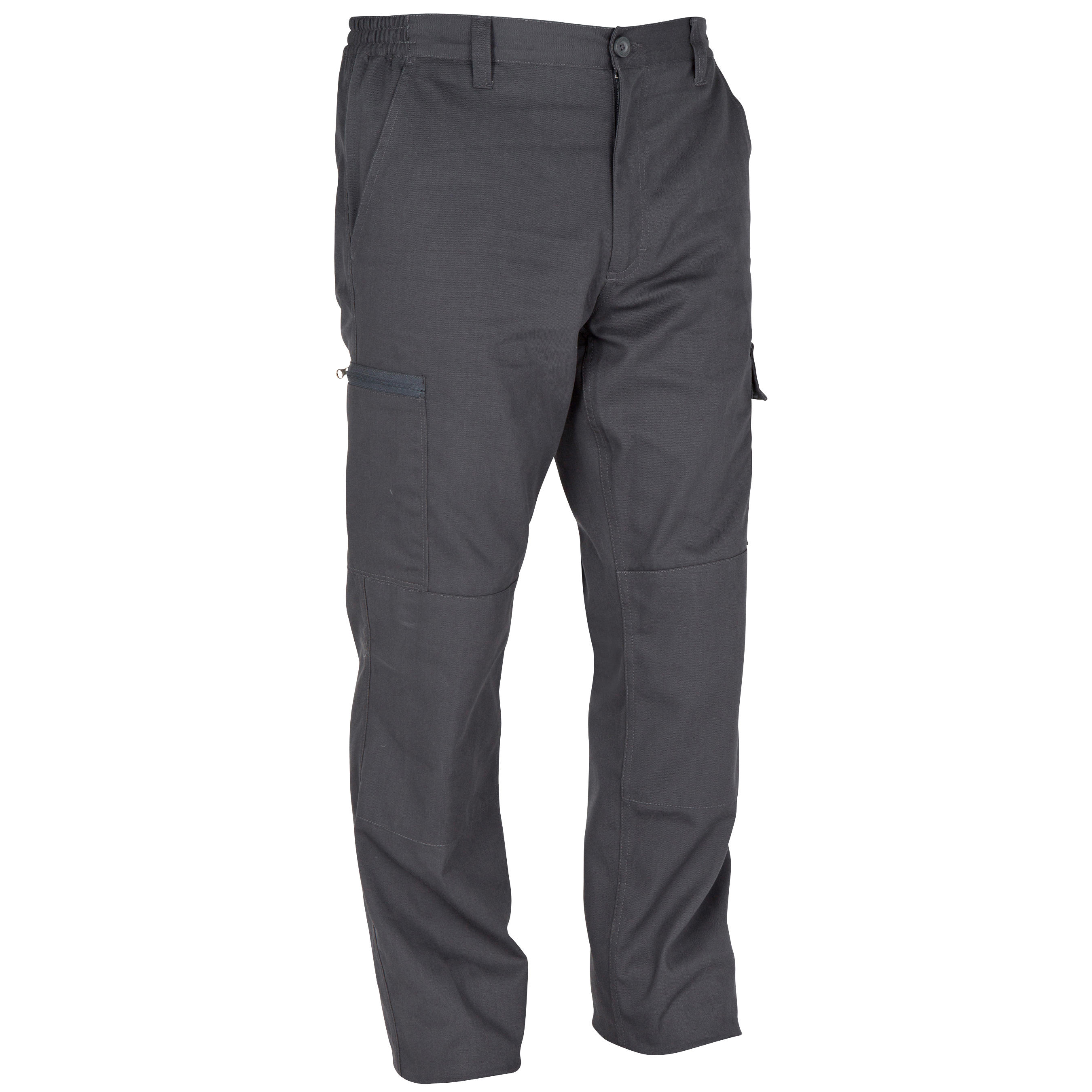 Pantalon Stepă 300 Gri