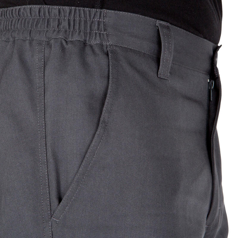 STEPPE 300 Wild Discovery Trousers - Grey