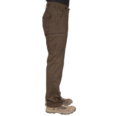 Steppe 300 Hunting Trousers - Brown