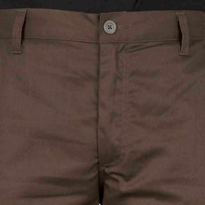 Pantalon chasse Steppe 300 marron