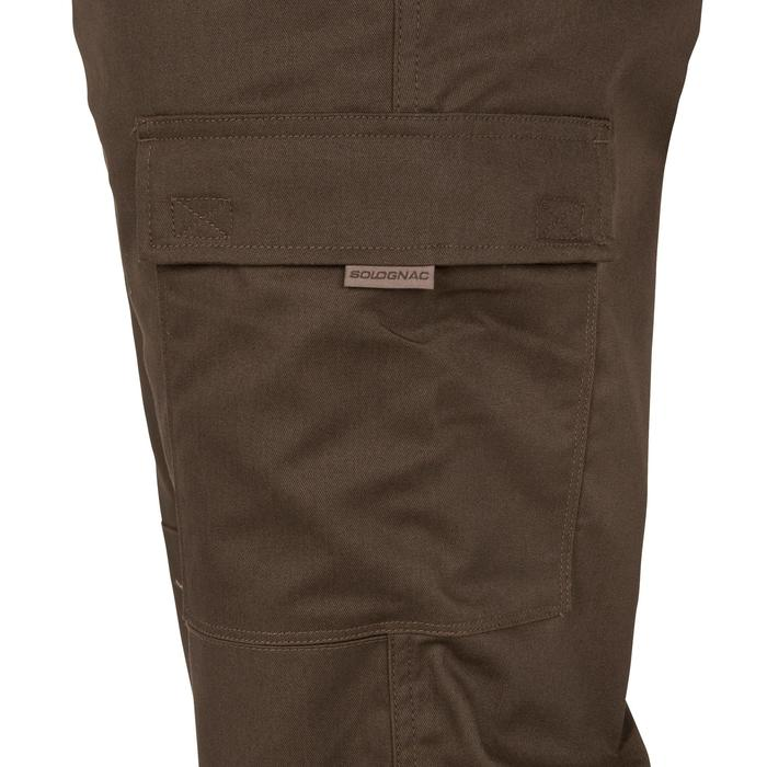 Pantalon chasse Steppe 300 - 298327