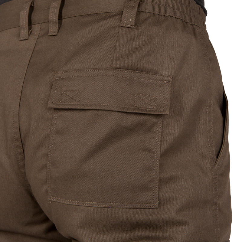ST300 Durable Hunting Trousers - Brown