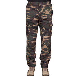 Pantalon chasse Steppe 300 boisé vert