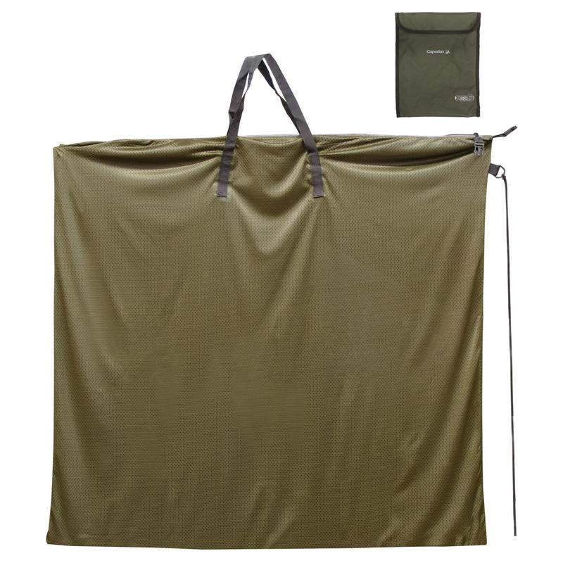 Carp fishing storage bag and cover