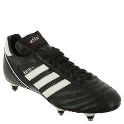 9f5112c4ae26c Botas de fútbol adulto Kaiser Cup SG negro Adidas