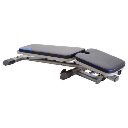 BA 530 Fold-Down Weight Bench
