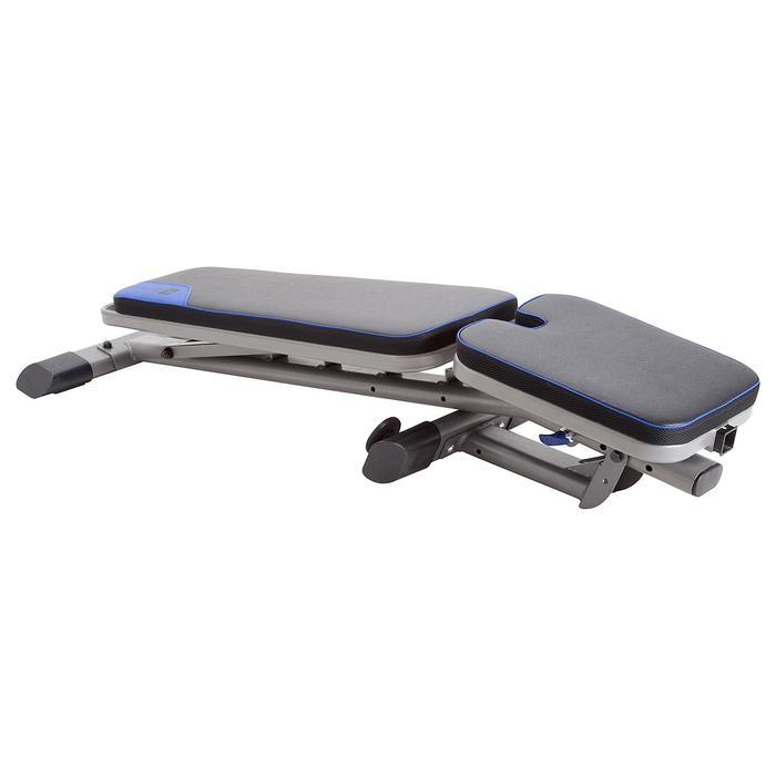 Opklapbare fitnessbank BA 530 - 301540