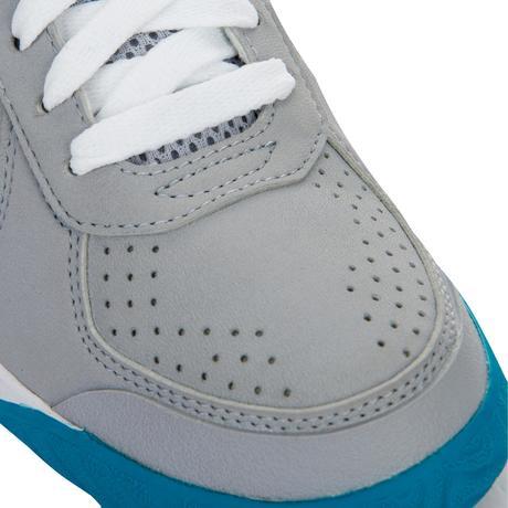 chaussures de tennis enfant ts720 gris bleu artengo. Black Bedroom Furniture Sets. Home Design Ideas