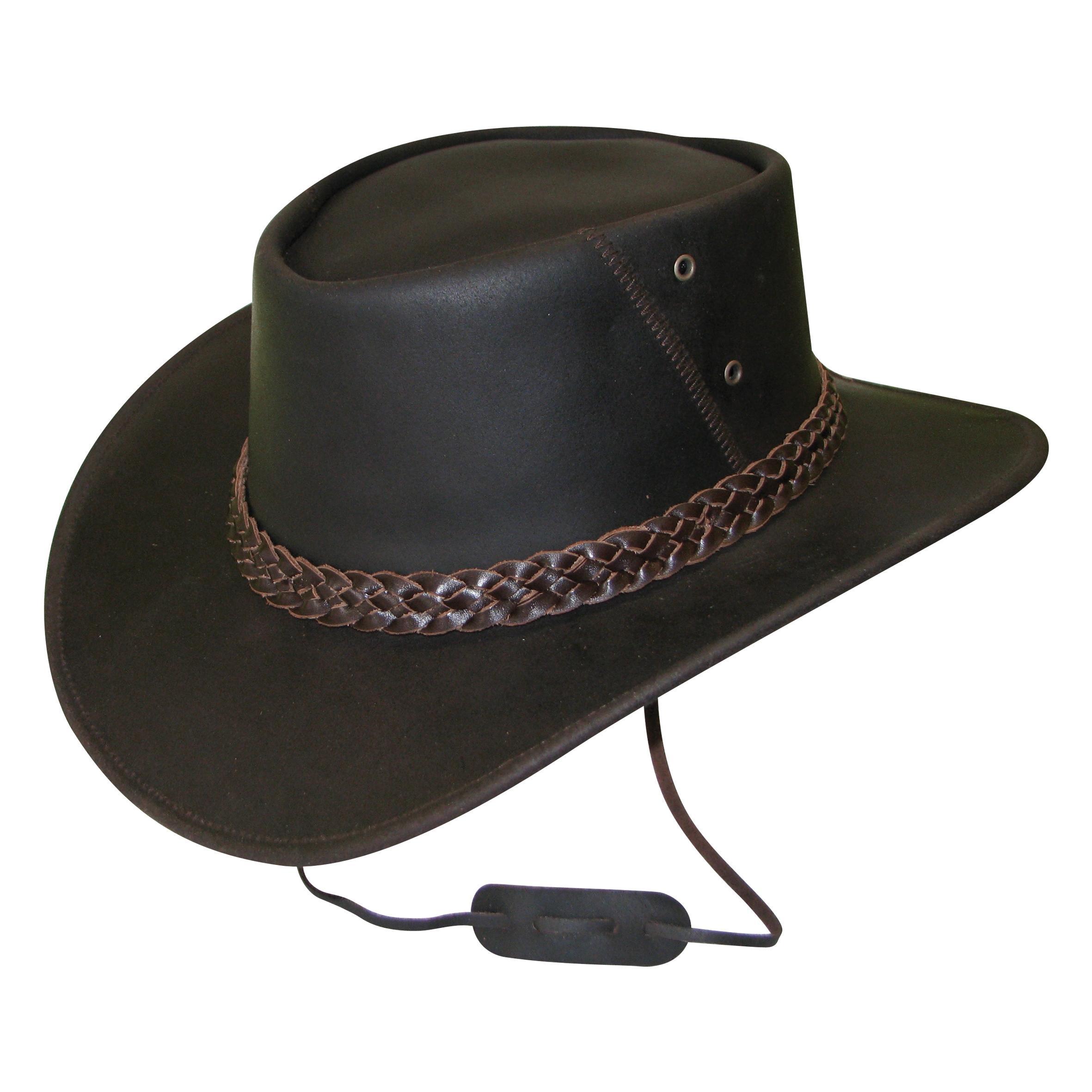ff6910a88c757 Sombrero equitación adulto BANDJO marrón No brand