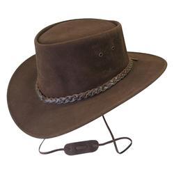 Sombrero equitación adulto JAMOO marrón