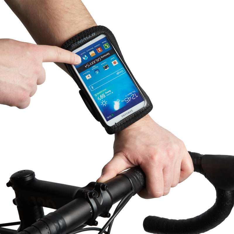 300 Smartphone Holder - Black