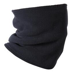 Fleece nekwarmer 100 winter zwart