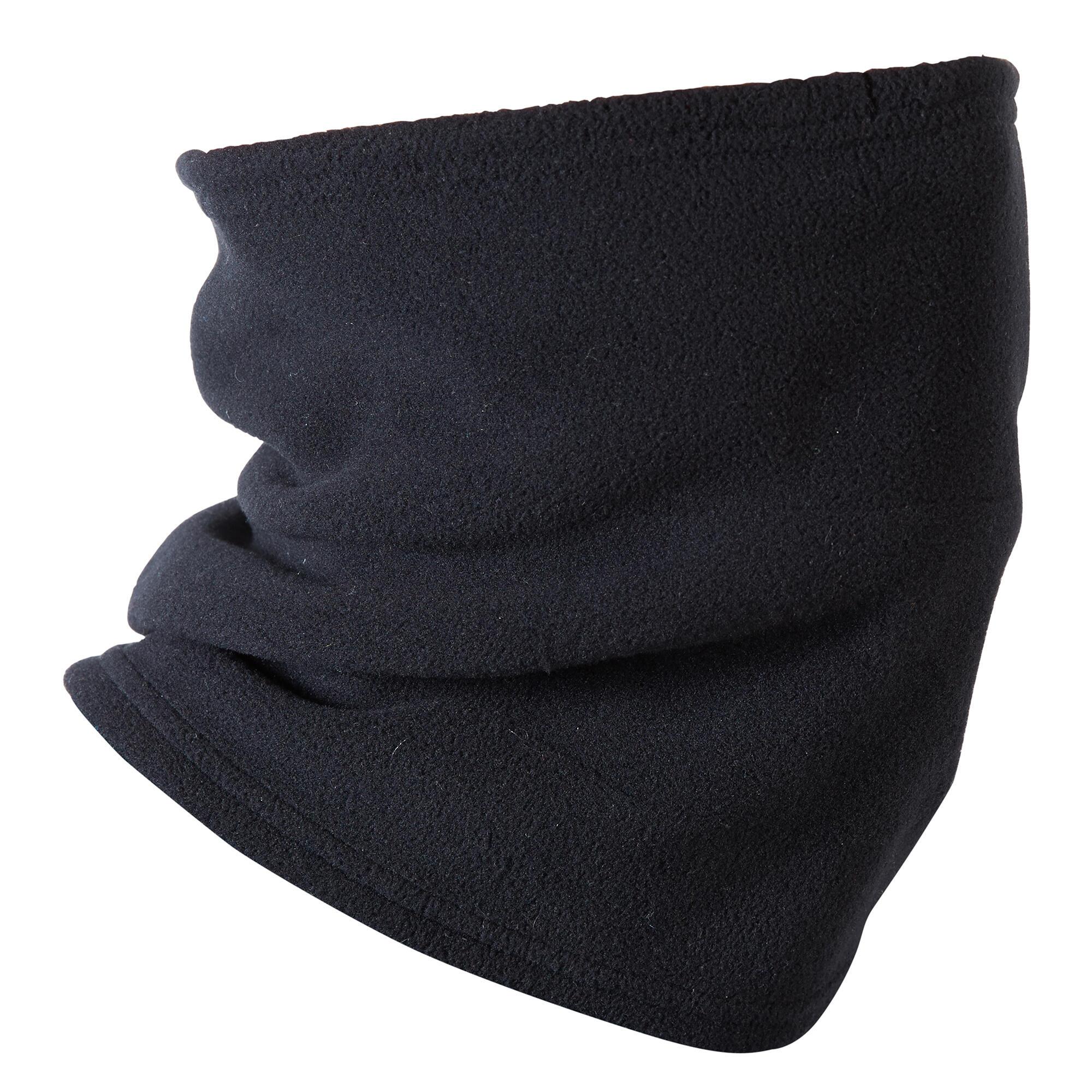 Schlauchtuch 100 Fleece schwarz | Accessoires > Schals & Tücher > Tücher | Van rysel