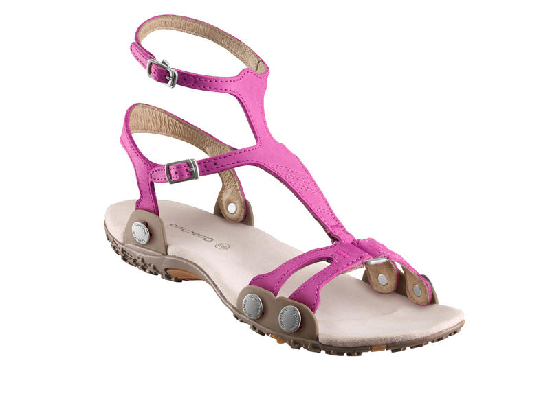 Arpenaz 500 Switch Women's hiking sandals - pink