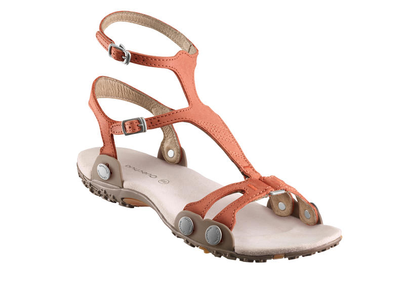 Arpenaz 500 Switch Women's hiking sandals - brown