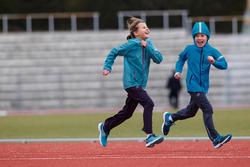 Loopschoenen met veters Ekiden Active voor kinderen - 304074