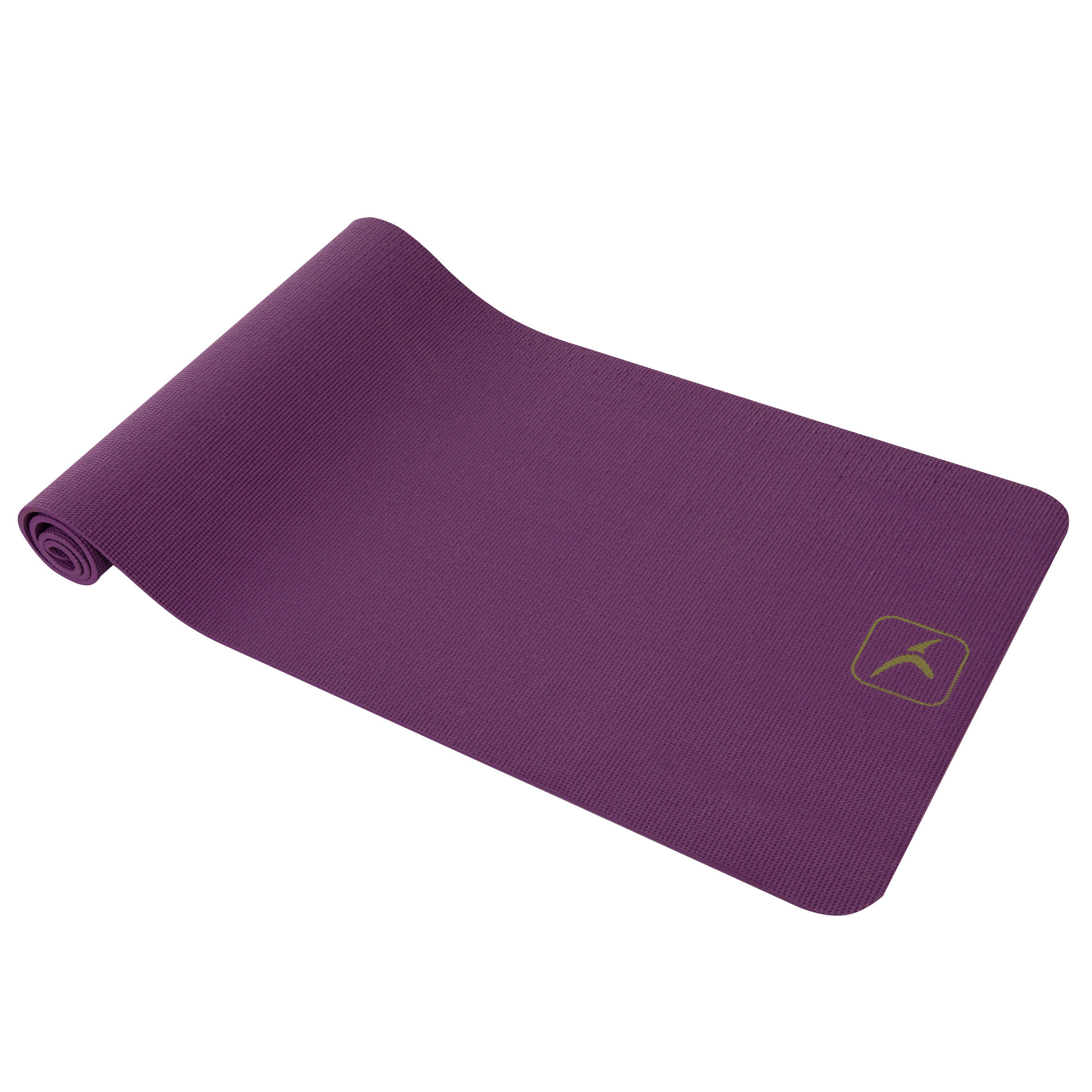 Yogamat Comfort 8 mm paars