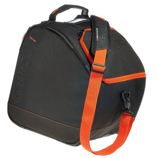Tas voor schoenen/helm WED'ZE Easy 2 Travel 700 zwart 17 - 304766