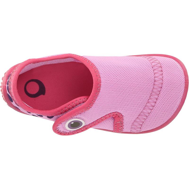 รองเท้าลุยน้ำสำหรับเด็กรุ่น 100 (สีชมพู)