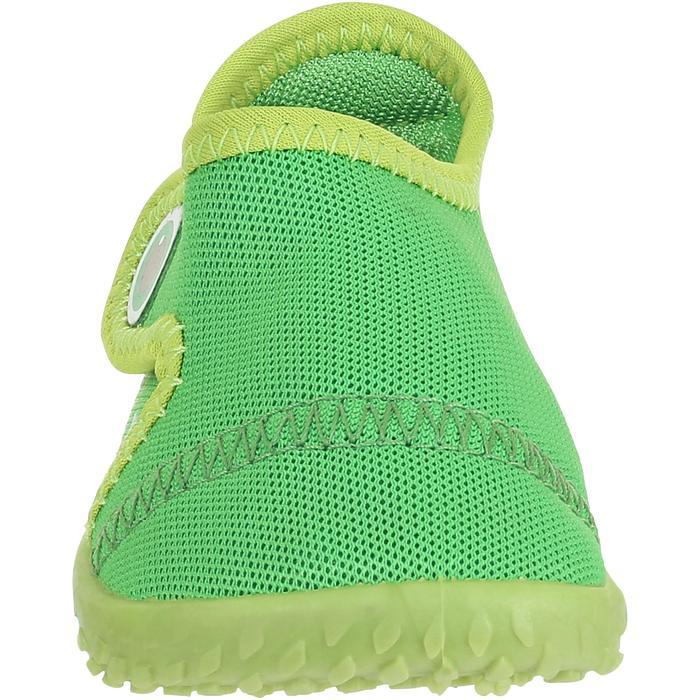 嬰兒水陸兩用鞋100-綠色