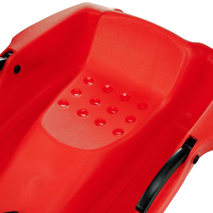 Luge plateau enfant avec frein rouge - 305416