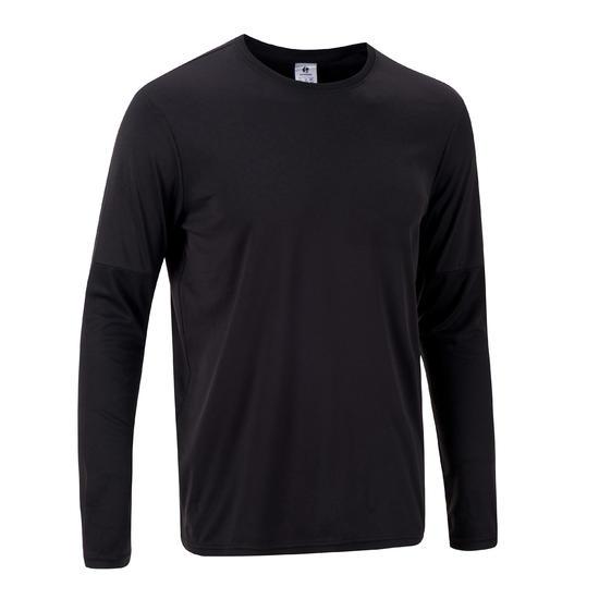 Sportshirt racketsporten Essential 100 thermic heren - 305651