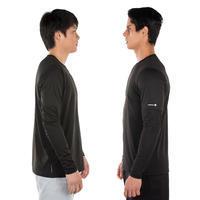 Thermic 100 Tennis Long Sleeved T-Shirt - Black