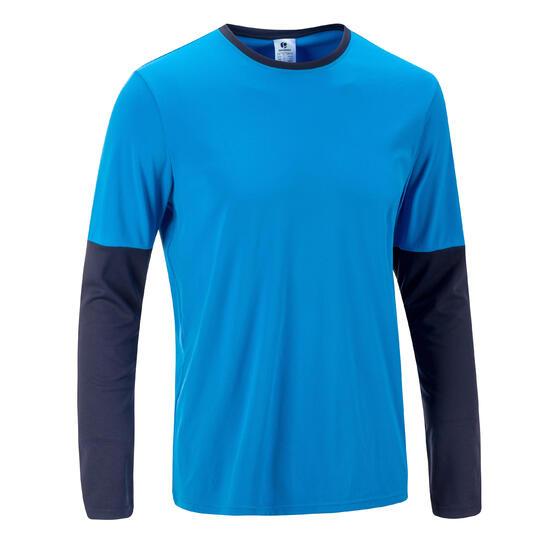 Sportshirt racketsporten Essential 100 thermic heren - 305672