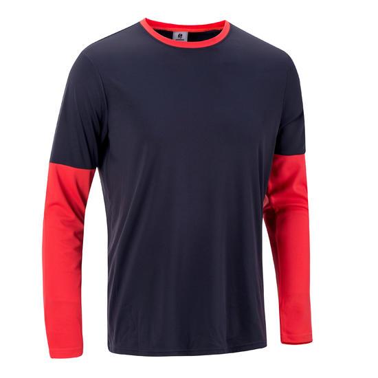 Sportshirt racketsporten Essential 100 thermic heren - 305698