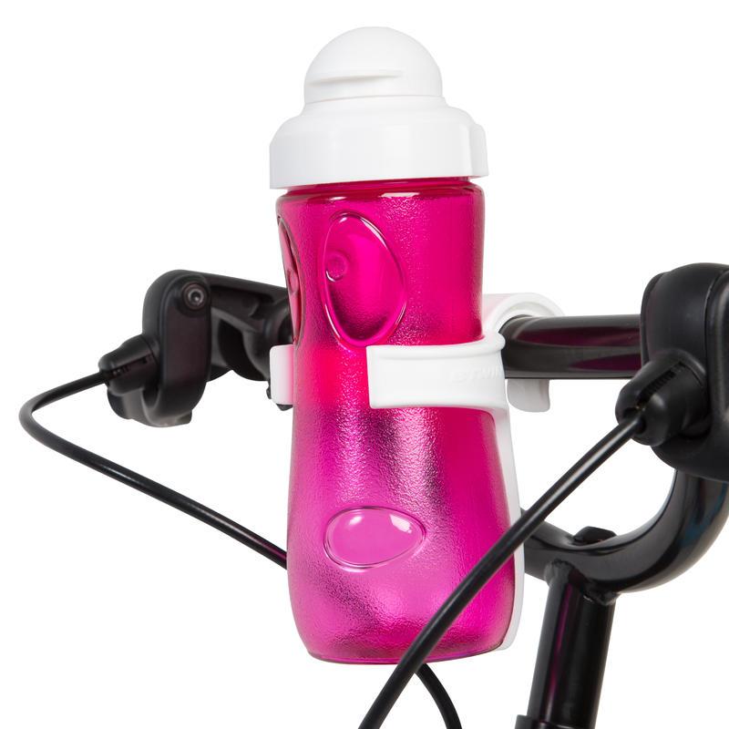 ขวดน้ำจักรยานสำหรับเด็ก (สีชมพู)