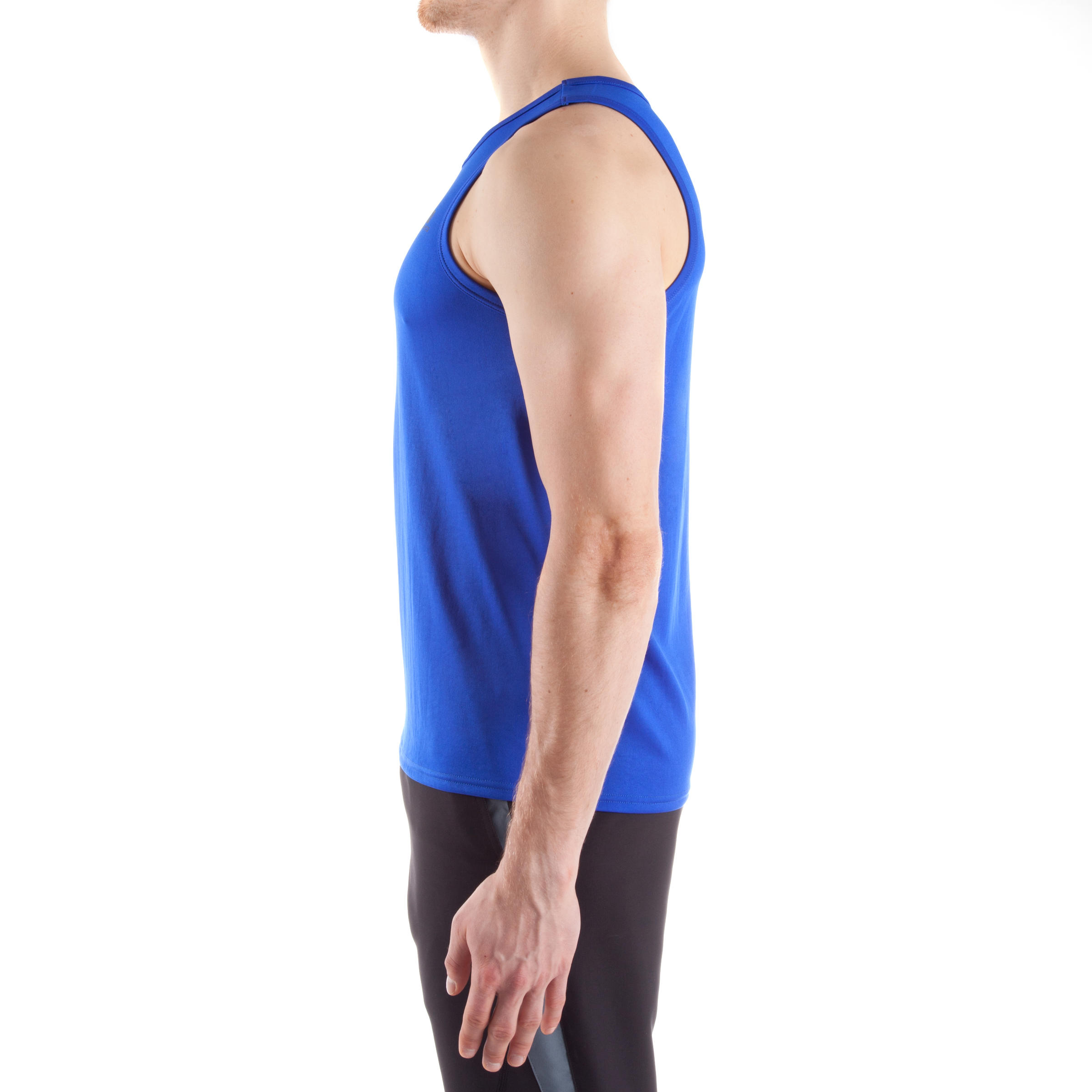 Energy Fitness Tank Top - Blue