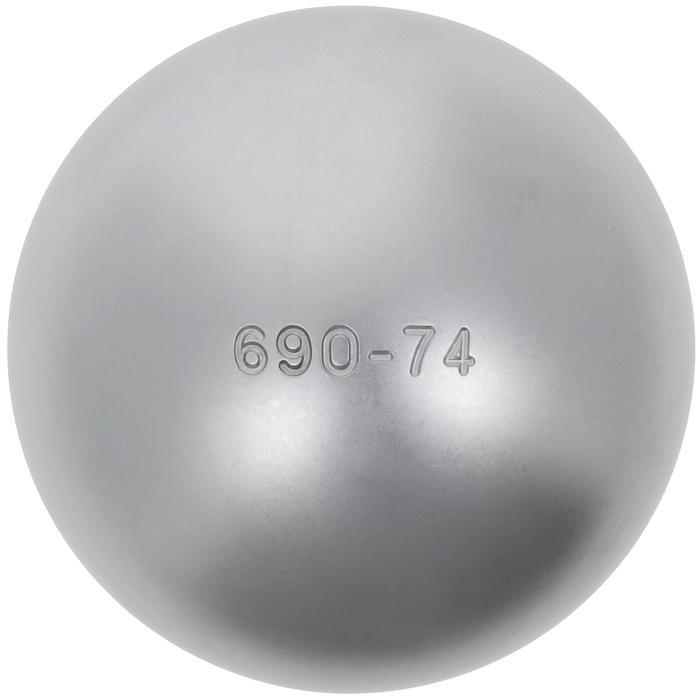 3 BOULES DE PÉTANQUE DELTA - 30806