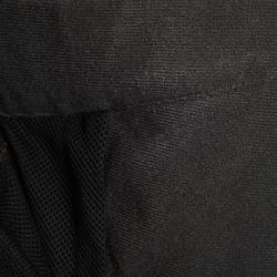 Waterdichte regenbroek voor heren, voor wandelen, Forclaz 100 zwart - 3086