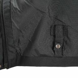Waterdichte regenbroek voor heren, voor wandelen, Forclaz 100 zwart - 3088