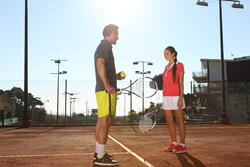 Tennisbal groene stip TB720 - 309051