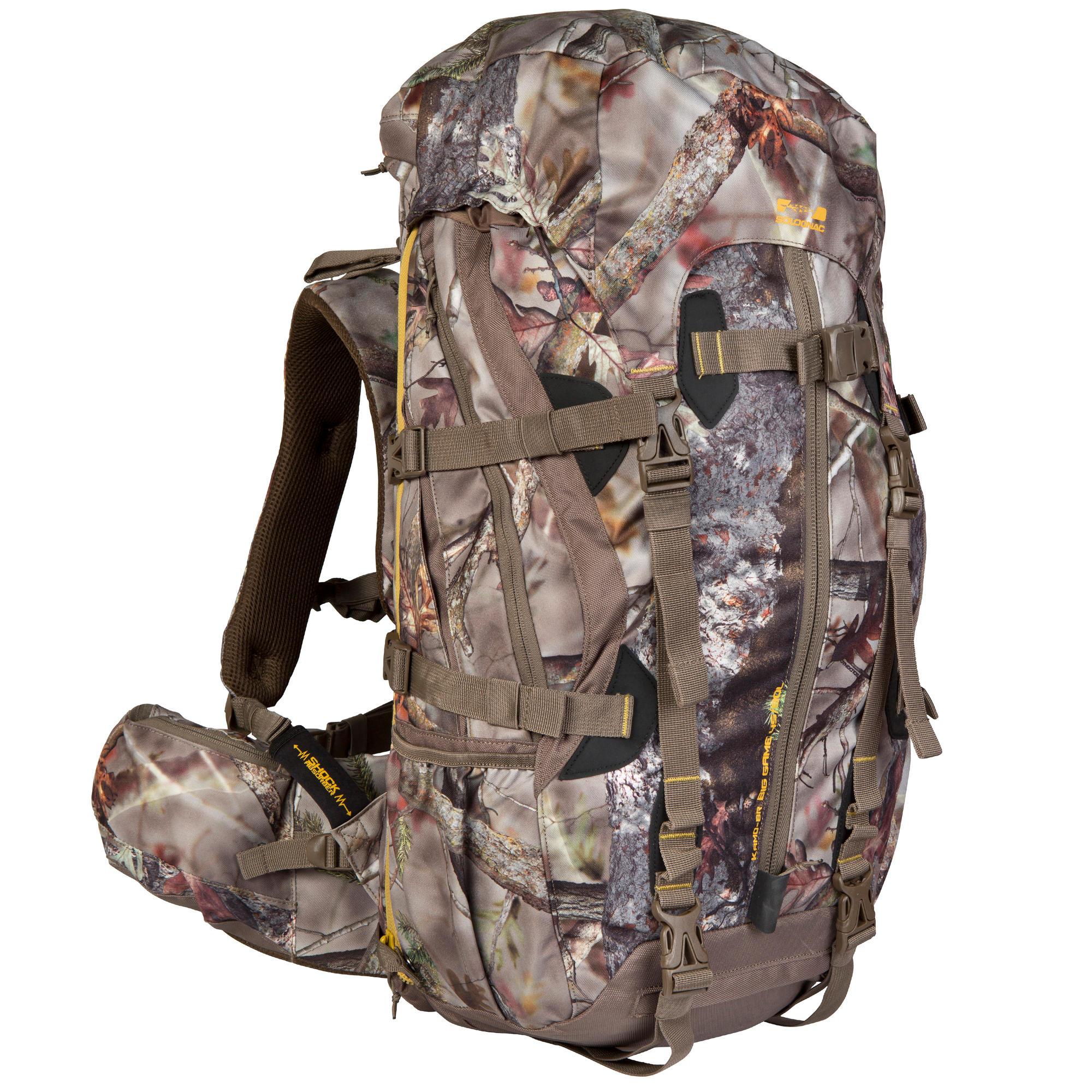 9b5103f43e4b Waterproof Camo Hunting Backpack- Fenix Toulouse Handball