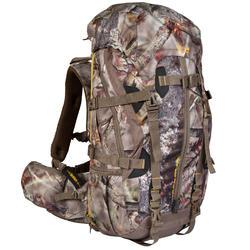 Rugzak 45 tot 90 liter Big Game camouflage bruin