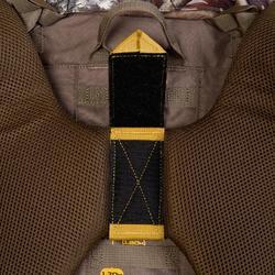 Jagdrucksack Big Game 45 bis 90 l Camouflage braun