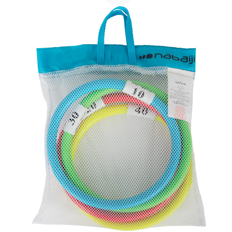 4 weighted aquatic rings