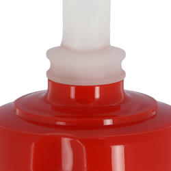 Drinkfles voor hockey 1 liter wit - 310348