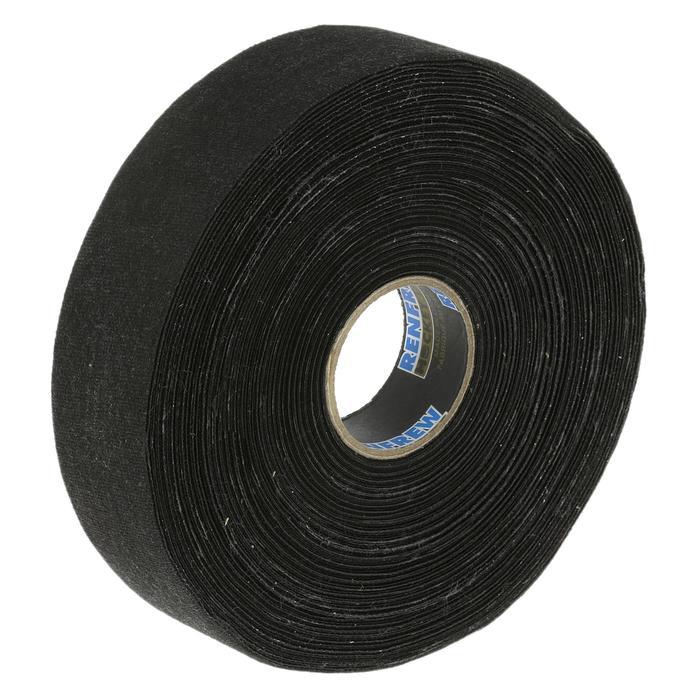 Hockeytape zwart 20 m