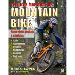 Técnicas maestras de Mountain Bike.